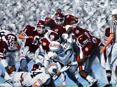 Bo Jackson Cotton Bowl