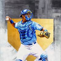 Salvy in Gold